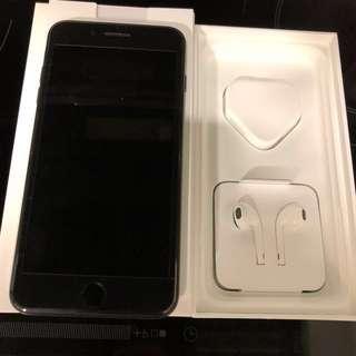 iPhone 7+ 暗黑 128G