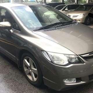 Honda Civic FD1.8A SG