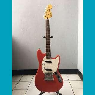 Gitar Fender Squier Mustang