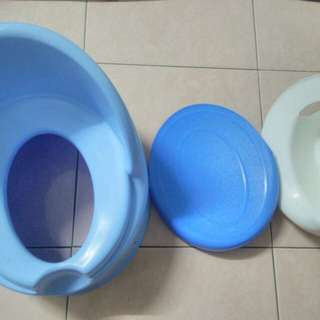 Tippitoes Potty Train 2 in 1