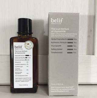 Belif True Tincture of Chamomile (new)