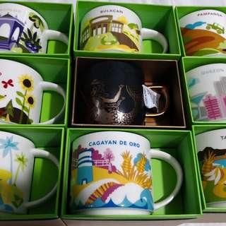 Starbucks YAH 6750 Heritage Mug