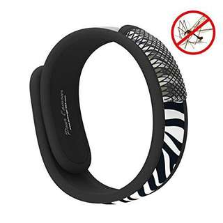 Mosquito repellent bracelet Clearance sales (French Brand) With 3 Free-Refills