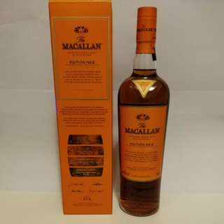 Macallan Edition No 2