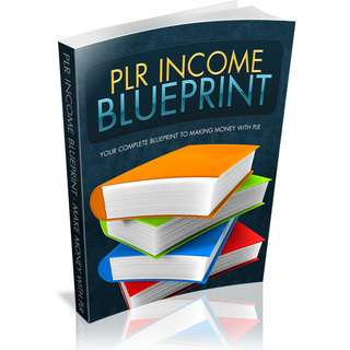 PLR Income Blueprint: Your Complete Blueprint To Making Money With PLR