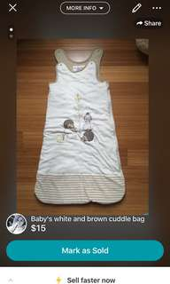 Bunting bag / sleeping bag