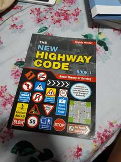 Basic & Final Theory Test Book (New Highway Code)