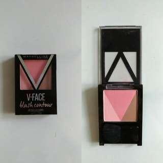 Maybelline V-Face Contour & Blush