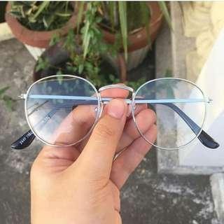 Trendy Clear Specs