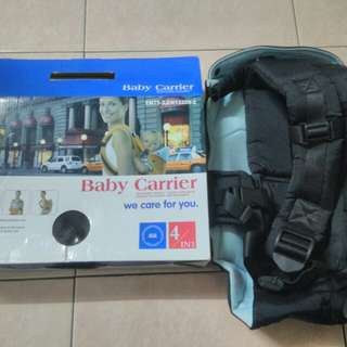 Sweet Cherry Baby Carrier 4 in 1