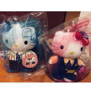 Hello Kitty Collectable- McDonald's Crew set