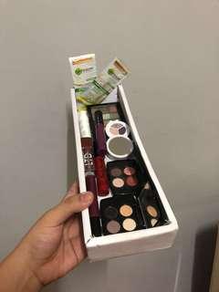 preloved makeup bundle for 275