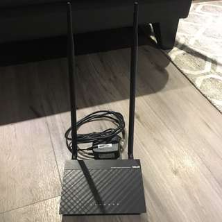 Asus Router RT-N12HP