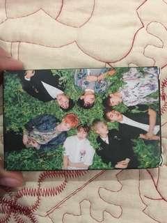 BTS Lomo Card #bajet20
