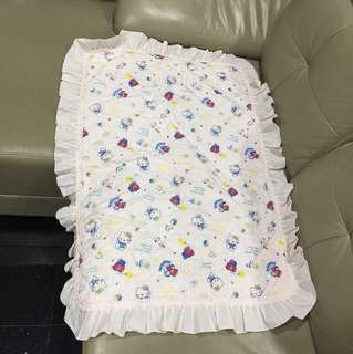 Hello kitty comforter quilt / blanket