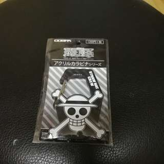 One piece 海賊王背包扣 chain