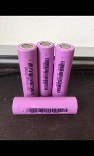 baterai vape rokok elektrik