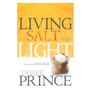 [eBook] Living as Salt and Light - Derek Prince