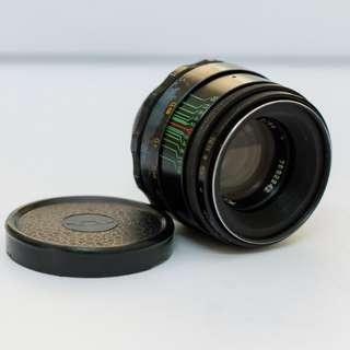 Helios-44-2 58mm f2.0 Vintage Lens / M42