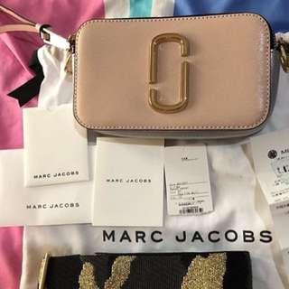 Marc Jacobs / MJ Snapshot Camera Bag