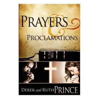 [eBook] Prayers and Proclamations - Derek Prince