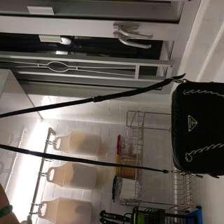 Prada黑色袋(兩用)