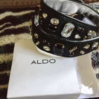 ALDO Shoulder Strap Bag Diamond (Black)