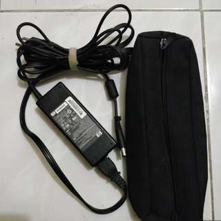 HP Laptop Charger with pouch