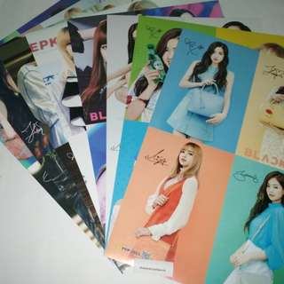 BLACKPINK A3 POSTERS