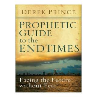 [eBook] Prophetic Guide to the End Times - Derek Prince