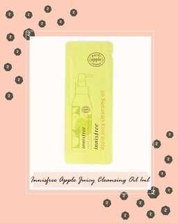 Innisfree Apple Juice Cleansing Oil