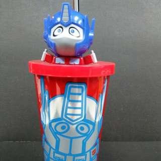 Transformers Tumbler (Optimus Prime) #bajet20