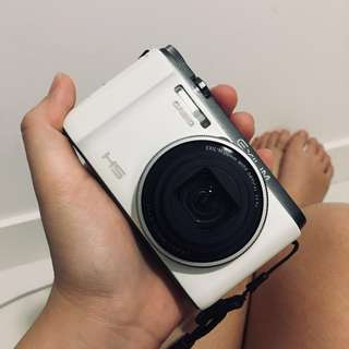 Casio Exilim zr1200 [WHITE]