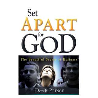[eBook] Set Apart for God - Derek Prince
