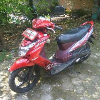Mio Soul 2010 SURAT LENGKAP Pajak Panjang