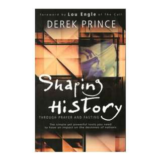 [eBook] Shaping History Through Prayer and Fasting - Derek Prince