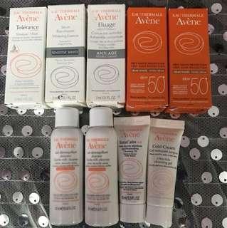 Avene - Travel Size SkinCare