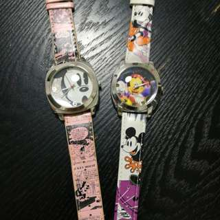 Mickey Mouse watches