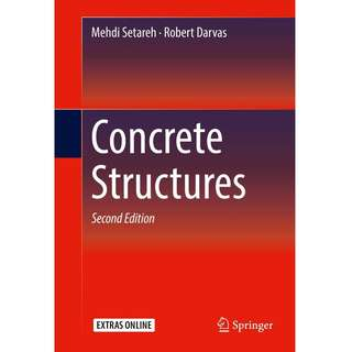 Concrete Structures 2nd edition