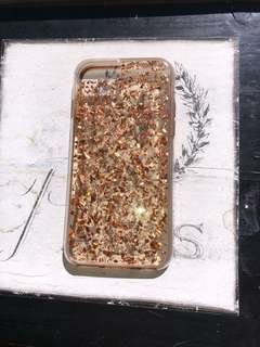 Casemate gold flakes case for IPhone 6/6s/7