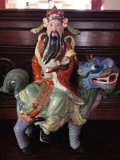 Antique 福🦌壽 Fu lo shou