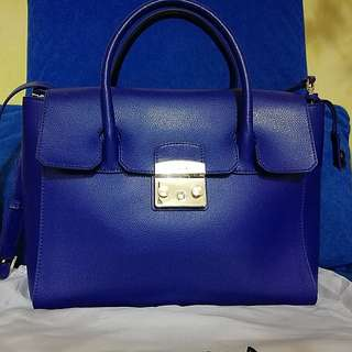 Furla Metropolis Satchel Medium Handbag