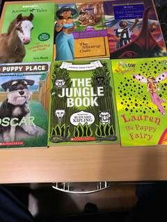 Children books (6)