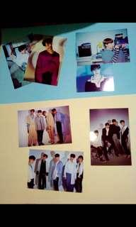 Seventeen Director's Cut Khino Photocards