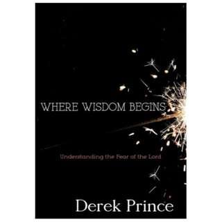 [eBook] Where Wisdom Begins - Derek Prince