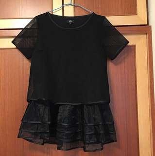 甜美時尚網紗衣