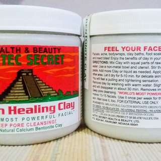 AZTEC Indian Healing Clay FOR SALE (takal size)
