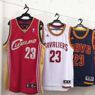 Authentic Adidas Swingman NBA jersey James Wade Heat Cavs