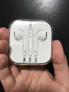 iPhone 原裝耳機 全新