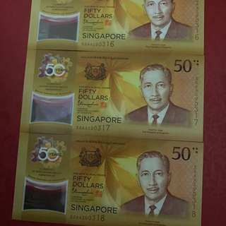 AA Commemorative Note